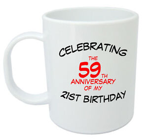 Image Is Loading Celebrating 80th Mug Birthday Gifts Presents For