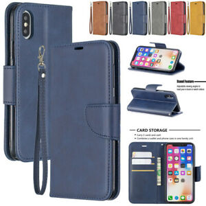 detailed look b2e22 77c4d Details about For Xiaomi Redmi 5 6 7 Note 5 6Pro Magnetic Flip Leather  Wallet Stand Case Cover