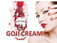 Goji Beeren revitalizierende Creme Hendels Garden + ein Geschenk!!