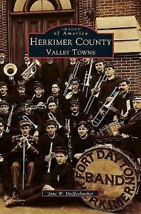 Contea-di-Herkimer-Valle-citta-rilegato-o-con-Custodia-Book