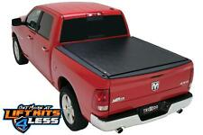 Truxedo 585901 Lo Pro Qt Roll Up Tonneau Cover For 2019 Ram 1500 56 Bed