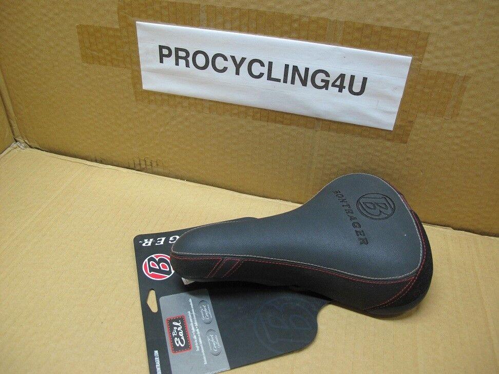 Bontrager Big Earl Jump Cycling Saddle  Kevlar 167mm width  258mm length New  reasonable price