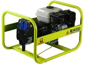 Pramac generatore corrente 2 8kw motore honda gx200 gruppo for Gruppo elettrogeno honda usato