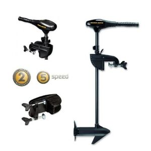 Minn-Kota-C2-Electric-Trolling-Outboard-30lbs-Thru-55lbs-Thrust-12V-Fishing