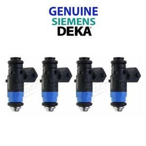Nuovo Originale Siemens Deka Carburante Iniettore 110324 875cc 36.5kg EV1 Alta