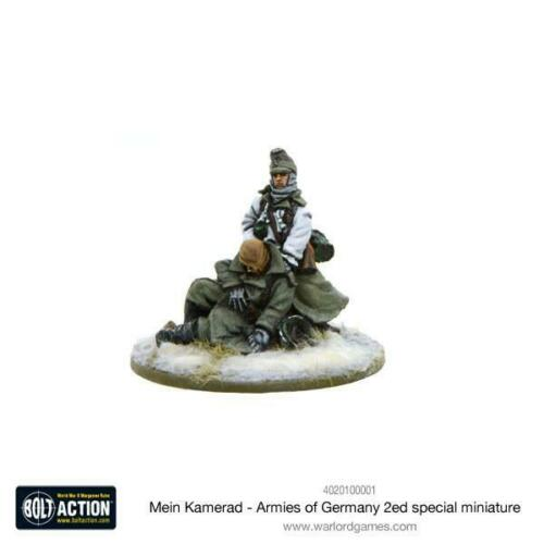 Bolt Action - Mein Kamerad - Armies of Germany 2ed special miniature - WWII