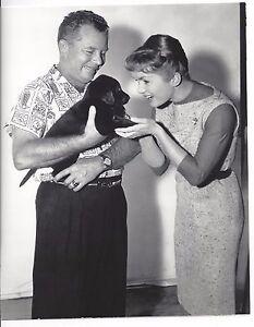 Debbie Reynolds Backstage Original Photo 1959 Say One For Me Movie Bing Crosby