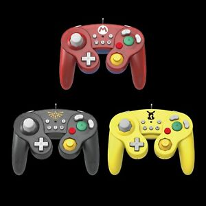 discount shop release date: cheapest price Details about Original Hori Official Gamecube Style Classic Controller for  Nintendo Switch, PC