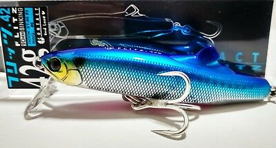 Tackle House Contact Flitz Heavy Weight Minnow 90mm 42gr Color #15 Blue Pink