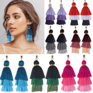 Fashion-Bohemian-Earrings-Women-Long-Tassel-Fringe-Boho-Dangle-Earrings-Jewelry
