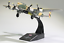 New-1-144-WWII-UK-Lancaster-Dam-Bustter-With-Bomb-Bomber-Aircraft-3D-Alloy-Model thumbnail 2