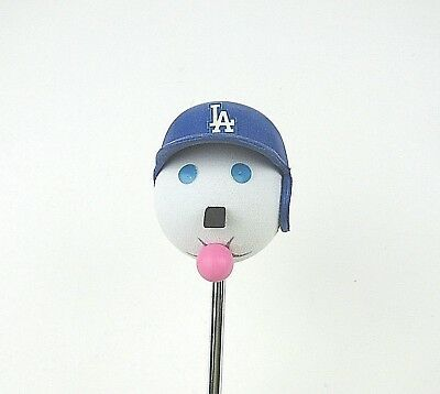 Jack in the Box Antenna Ball Topper Dodgers Helmet