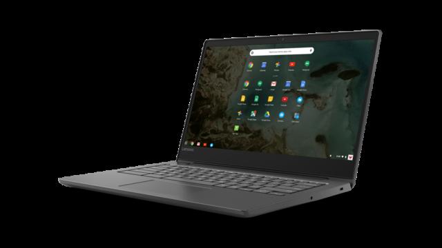 """Lenovo 81JW Chromebook S330 14"""" HD MediaTek MT8173C 64GB SSD 4GB"""