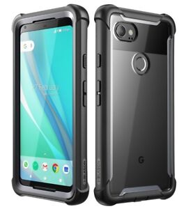huge selection of 5a6fd 46723 Details about Google Pixel 2 XL case i-Blason Ares Full-body Bumper Cover  W/ Screen Protector