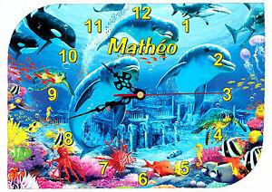 horloge-pendule-murale-dauphin-personnalisable-texte-prenom-au-choix-ref-F-50