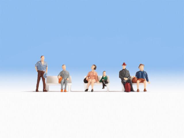 Hobby Series - Sentada Pasajeros (6) - Oo/Ho Figuras Noch 38116