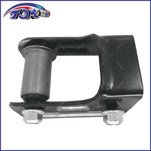 New Leaf Spring Shackle Rear  Left Right for 94-2005 Chevy S10 S15 Jimmy Blazer