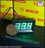 Voltmetro digitale LED 2.7-30V VERDE tensione tester pannello auto moto mini