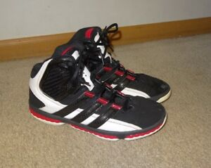 sports shoes f1213 a6f86 Image is loading Men-039-s-Adidas-Sport-Basketball-MisterFly-Size-