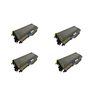 4-Black-Non-OEM-Toner-For-Brother-TN-2120-MFC-7440N-MFC-7840W-Printers