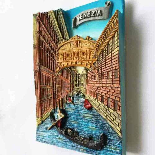 Italien Venedig Kühlschrankmagnet Magnet Aufkleber Damen Geschenk Reise Souvenir