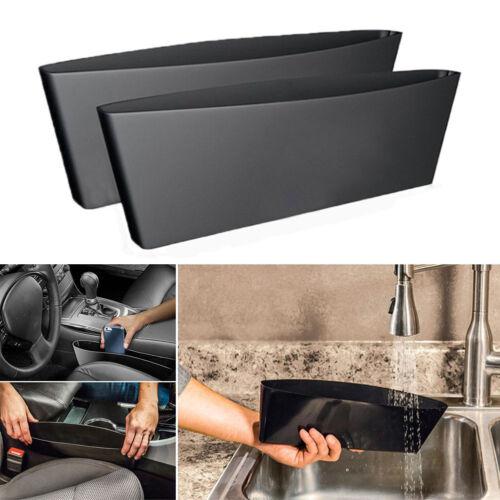 Car Auto Accessories Seat Seam Storage Box Phone Holder Organizer caC