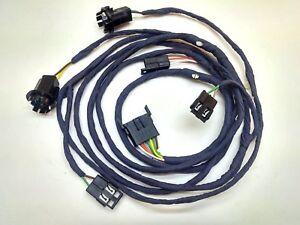 details about 1967 67 chevelle rear body tail light wiring harness ss malibu hardtop sedan 1967 malibu 67 malibu wiring harness #1