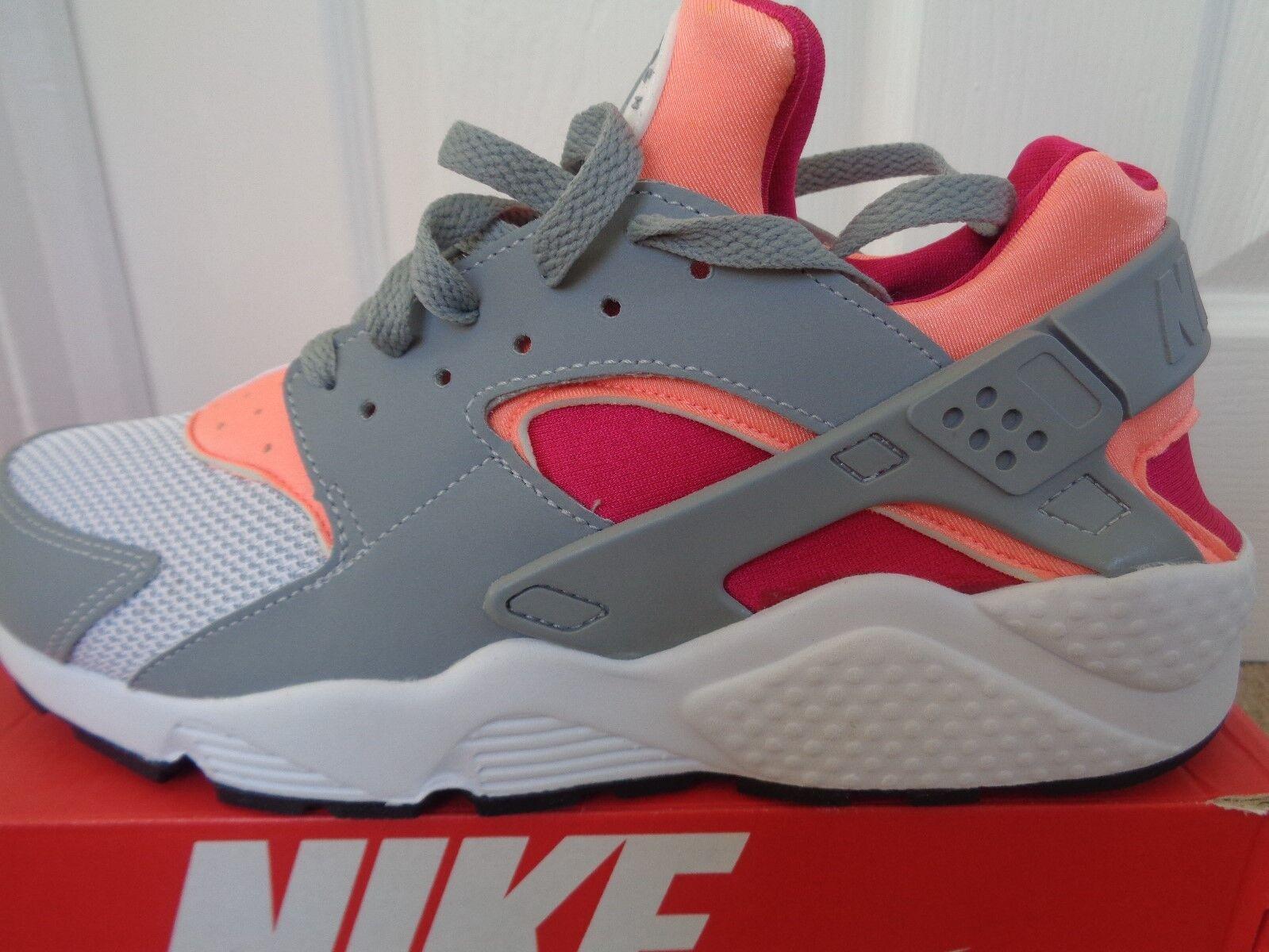 info for 53995 b30f4 Nike Air Huarache Run Wmns Zapatillas Zapatos 634835 086 nos 11 Nuevo + Caja