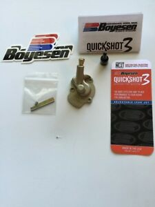 Details about Boyesen Quickshot 3 Accelerator Pump Cover For FCR MX Carb  APC-3