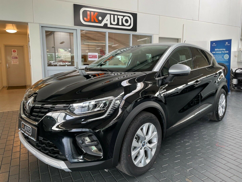 Renault Captur 1,6 E-Tech Intens 5d - 259.800 kr.