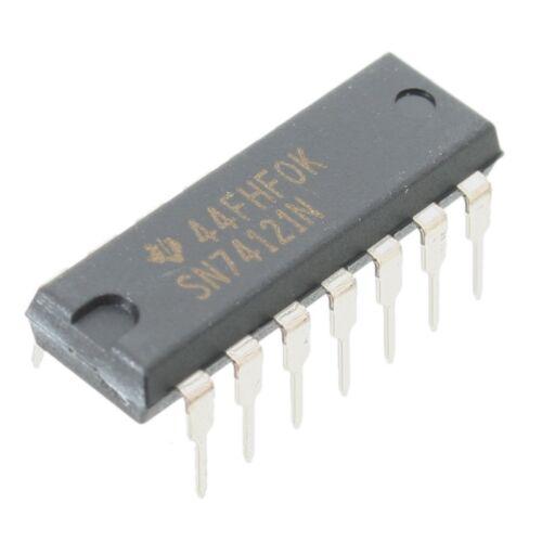 Sn74121 monoflop Schmitt-Déclencheur dip14 de Texas Instruments