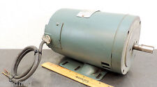 Reliance T56G315M-DUR 1725 Rpm Power Matched Dc Electric Motor 230 Volt 1/2 Hp