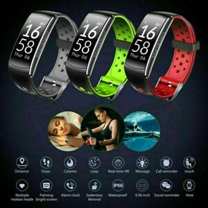 Smartwatch-Sportuhr-Armband-Pulsuhr-Blutdruck-Blutsauerstoff-Fitness-Tracker-DE