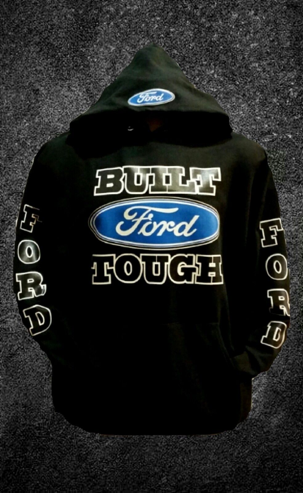 FORD Hoodie (NEW) Adult sizes POPULAR DESIGNED SWEATSHIRT