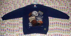 VINTAGE MEN S 1994 NFL DALLAS COWBOYS NUTMEG TEAM NAME SEWN ... b43e49f30