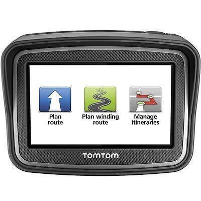 TomTom RIDER Motorcycle GPS Navigator Tom Tom Rider 2 Latest Model Navigation