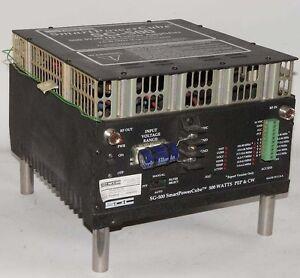 SGC-SG-500-SMART-POWER-CUBE-500-WATT-HF-LINEAR-AMP-AMPLIFIER-FOR-MICOM-HAM-RADIO