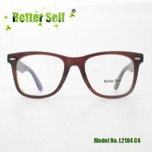 77b7d5ef0ee Image is loading Fashion-Glasses-Frames-Square-Optik-Women-Brillen-Men-