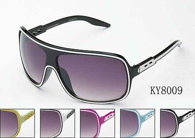 Men Vintage classic mirror turbo aviator sunglasses shades new