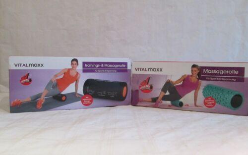 Vitalmaxx Massage rôle et d/'entraînement Massage Rôle pour le sport et détente