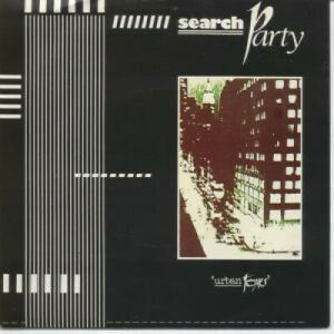 SEARCH-PARTY-Urban-Foxes-7-034-VINYL-UK-Magnet-B-W-More-Mag222-Pic-Sleeve