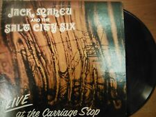 33 RPM Vinyl Jack Maheu and the Salt City Six Live at the Carriage Stop 012615SM