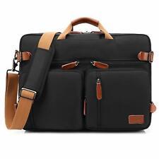 Bbp Hamptons Hybrid Messenger Backpack Laptop Bag Obsidian Large Black For Sale Online Ebay