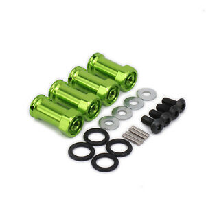 RC1:10 Wheel Hex Longer Coupler Simulation Adapter for Axial SCX10 4 Pieces