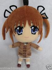 """NEW Anime Magical Girl Lyrical Nanoha 8""""plush doll"""