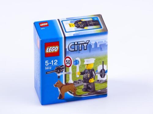 OVP Lego City Polizist 5612 NEU