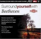 Surround Yourself With Beethoven (huggett Goodman) 0710357900495 DVD