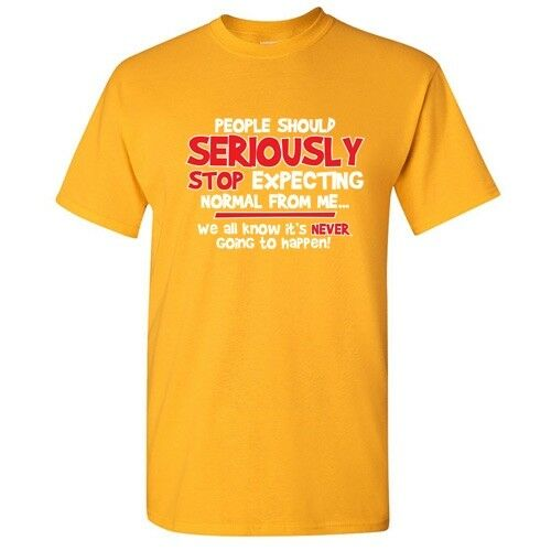 People Should Stop Sarcastic Cool Graphic Gift Idea Adult Humor Funny T Shirt