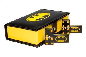 Gamer Man Cave Gifts : Batman domino game set double dominoes man cave men hot gift