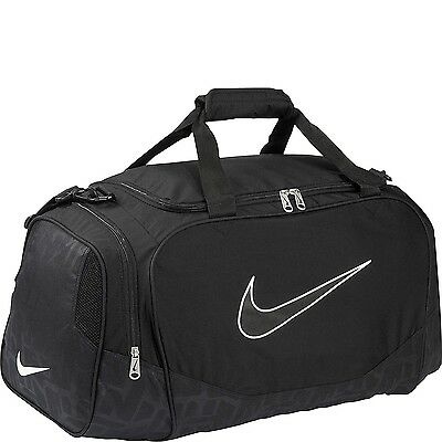 Nike Brasilia Small Bag Sport Traning Hold All GYM Travel Bag Black